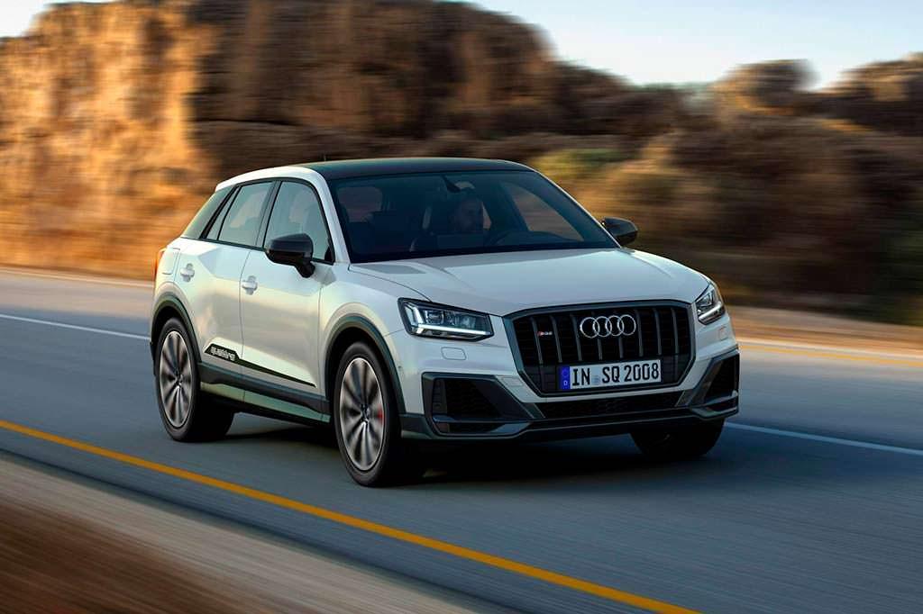 Новая Audi SQ2