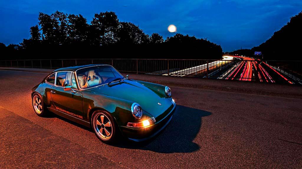 Porsche 911 964 Carrera 2 The Speed Irishman