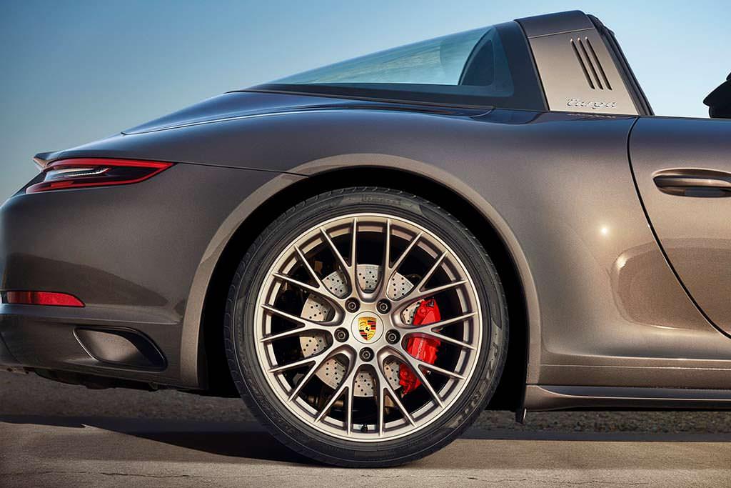 Колесные диски 20-дюймов RS Spyder