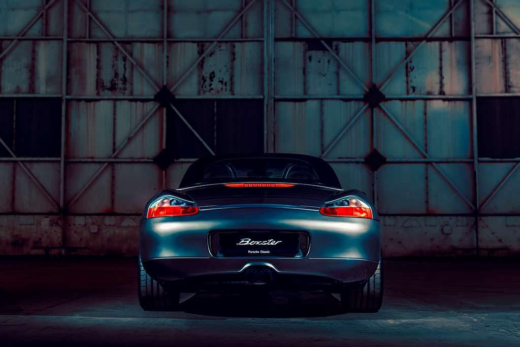 Классический Porsche Boxster. Реставрация от Porsche Classic