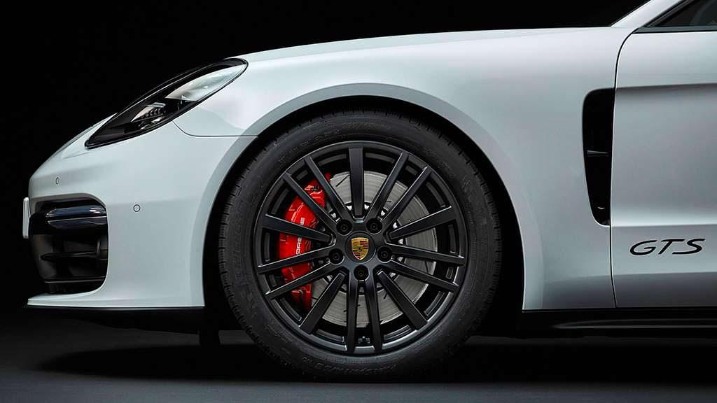 20-дюймовые колеса Panamera Design для Porsche Panamera GTS