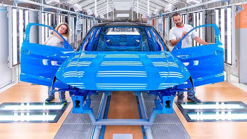Audi A1 на платформе MQB A0. Производство на заводе SEAT
