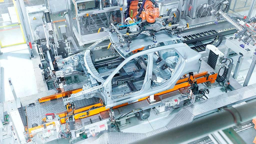 Сборка Audi A1 Sportback на заводе SEAT в Испании