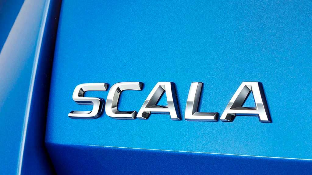 Skoda Scala - замена Rapid, ответ Volkswagen Golf