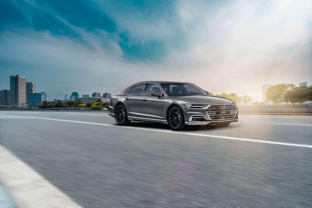 Тюнинг Audi A8 от ABT Sportsline