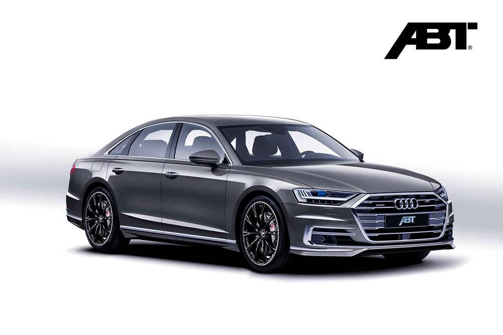 Тюнинг Audi A8 2018 от ABT Sportsline