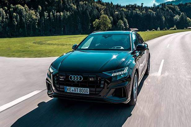 Тюнинг Audi Q8 50 TDI Quattro от ABT Sportsline