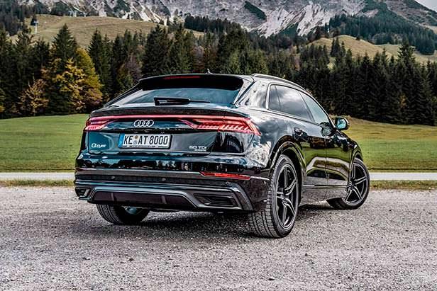 Дизель Audi Q8 50 TDI Quattro. Тюнинг от ABT Sportsline
