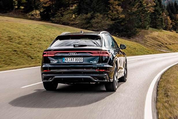 Тюнинг Audi Q8 от ABT Sportsline