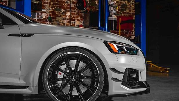 21-дюймовые колеса Audi RS5-R от ABT Sportsline для SEMA 2018