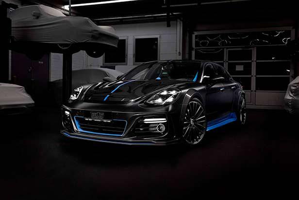 Porsche Panamera Sport Turismo GrandGT Selective от TechArt