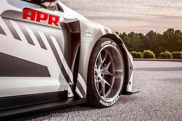 Двухсоставные колесные диски Volkswagen Golf RLMS от APR
