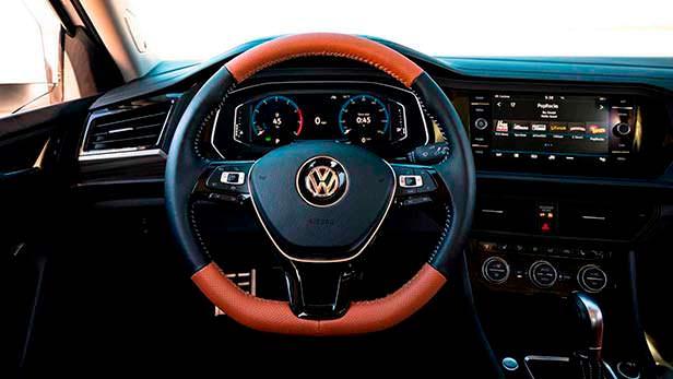 Кожаный руль Volkswagen Air Design USA Jetta SEL