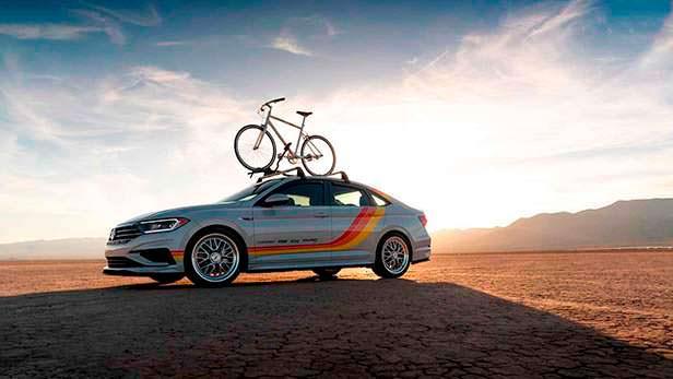 Новая Volkswagen Air Design USA Jetta SEL
