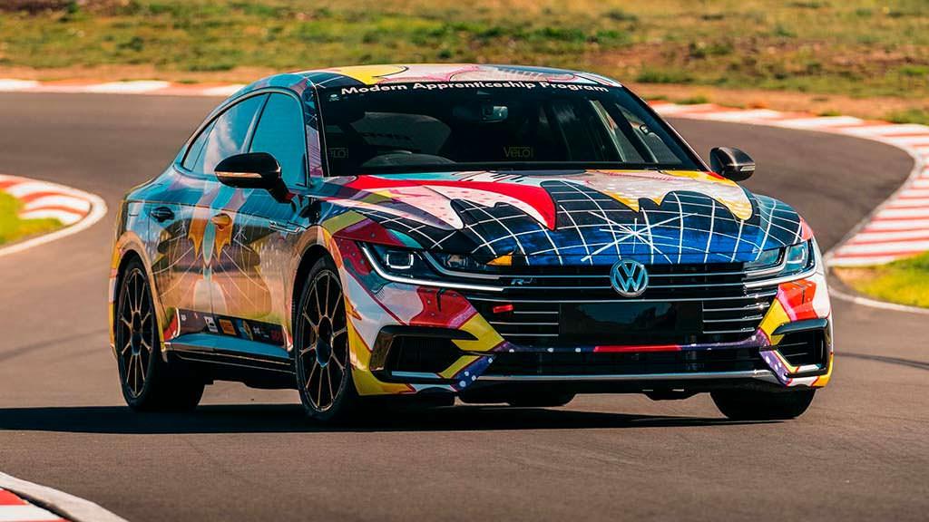 Самый быстрый и мощный Volkswagen Arteon