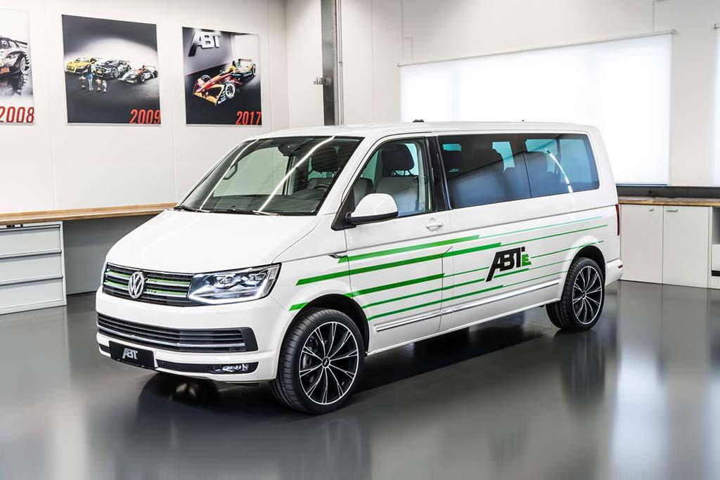 Электро-фургон Volkswagen e-Transporter от ABT Sportsline