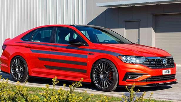 Тюнинг Volkswagen H & R Special Springs Jetta R-Line