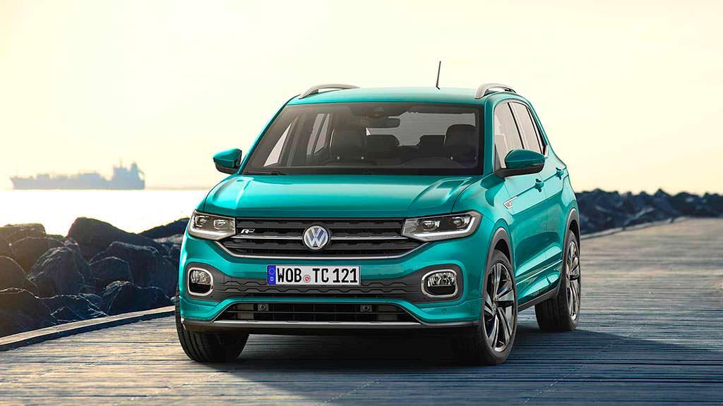Компактный Volkswagen T-Cross