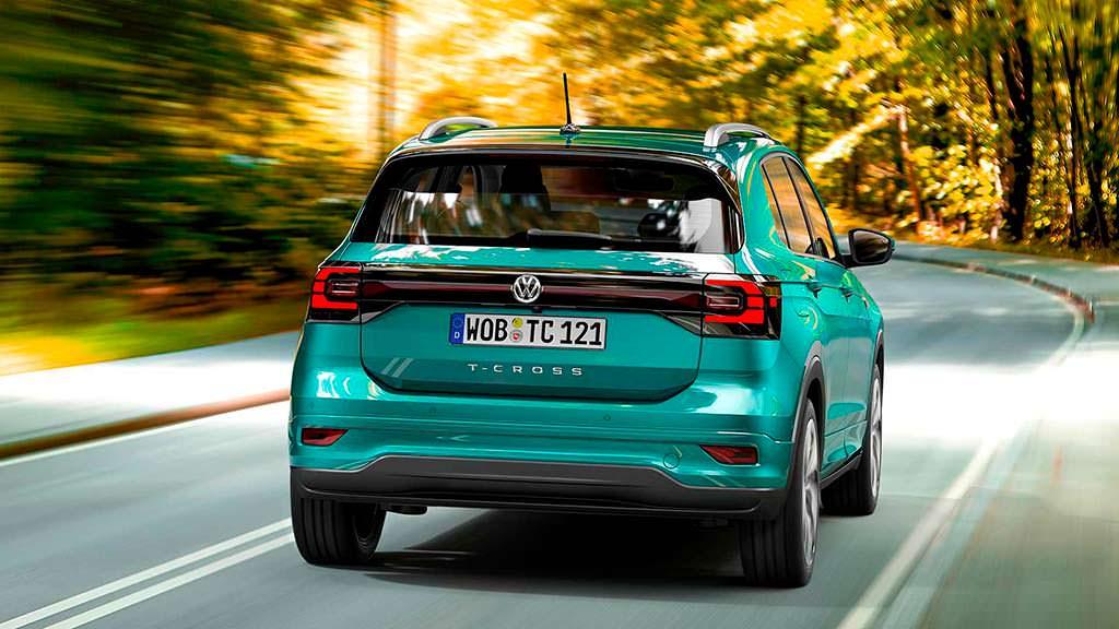 Новый Volkswagen T-Cross