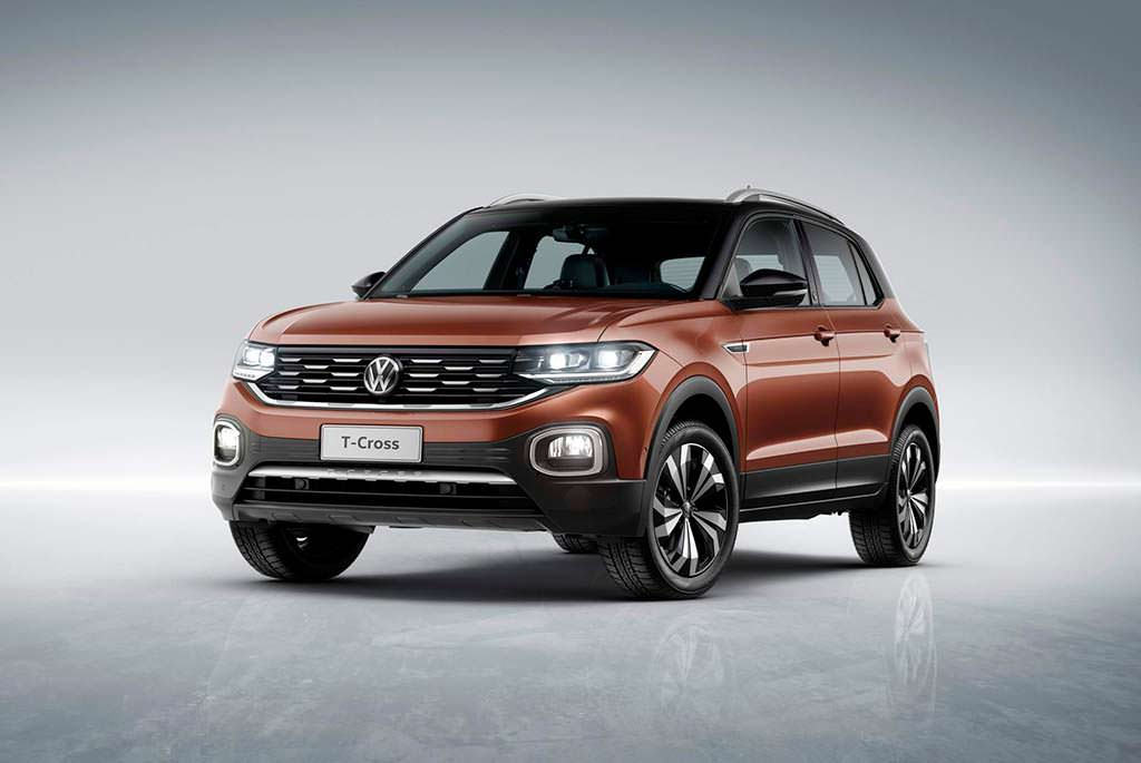Volkswagen T-Cross для Латинской Америки