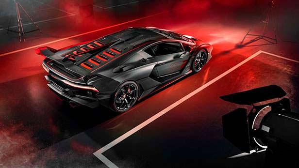 Новая Lamborghini SC18 от Squadra Corse