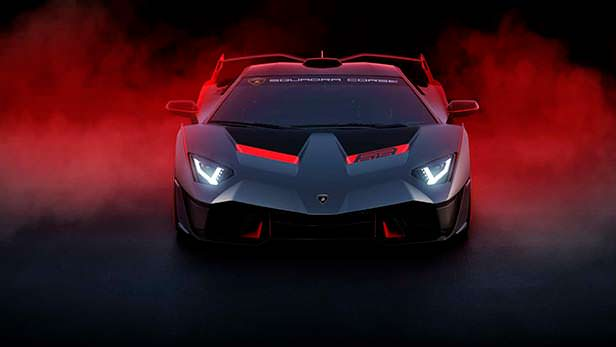 Lamborghini SC18 от подразделения Squadra Corse