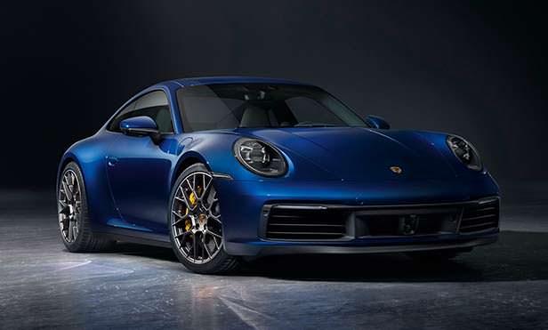 Porsche 911 нового поколения