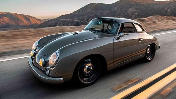 Рестомод Porsche 356Джона Отса от Emory Motorsports