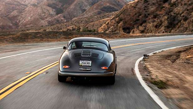 Porsche 356Джона Отса от Emory Motorsports