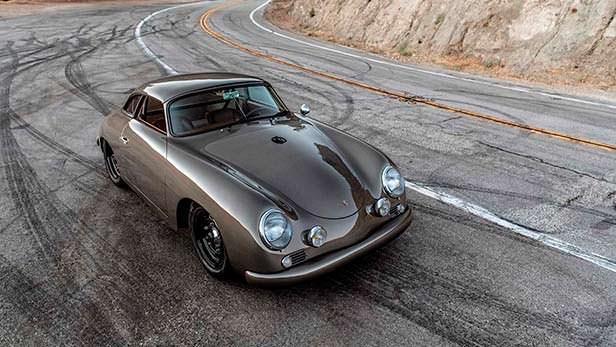 Porsche 356B Cabriolet