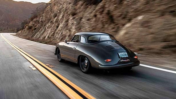 Porsche 356B Cabriolet 1960 года выпуска