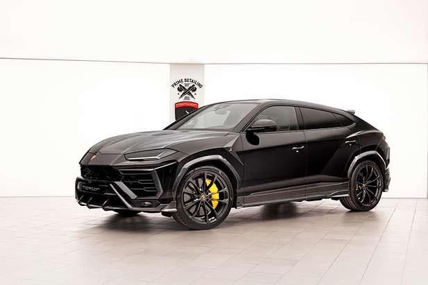 Lamborghini Urus. Тюнинг от TopCar