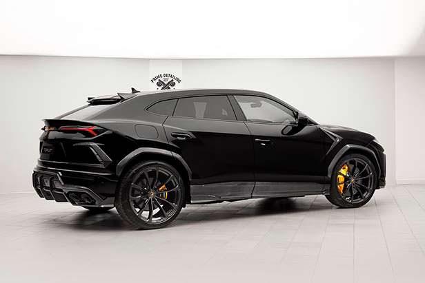 Супер-кроссовер Lamborghini Urus. Тюнинг от TopCar
