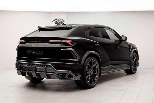 Тюнинг Lamborghini Urus от TopCar
