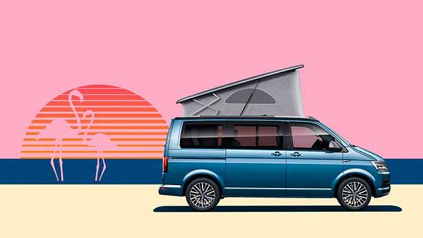 Автофургон Volkswagen California 30 Years Special Edition