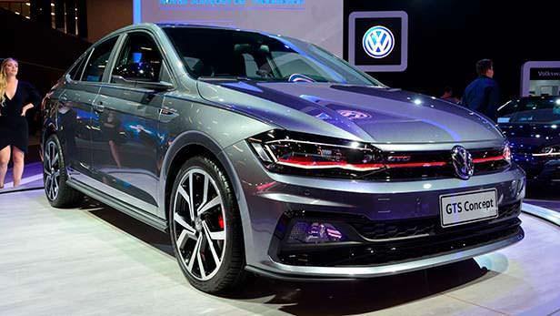 Volkswagen GTS Concept 2018