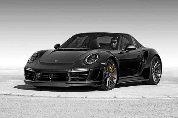 Тюнинг Porsche 911 Targa Stinger GTR от TopCar