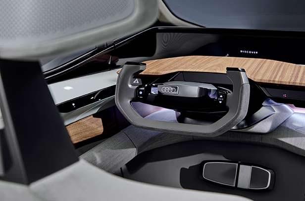Фото салона Audi Al:me