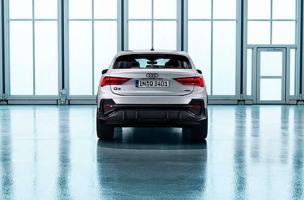 Audi Q3 Sportback 2020 года