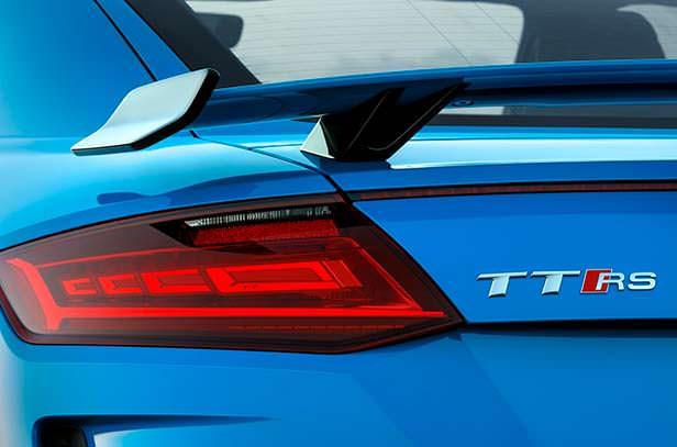 LED задние фонари Audi TT RS Coupe 2020