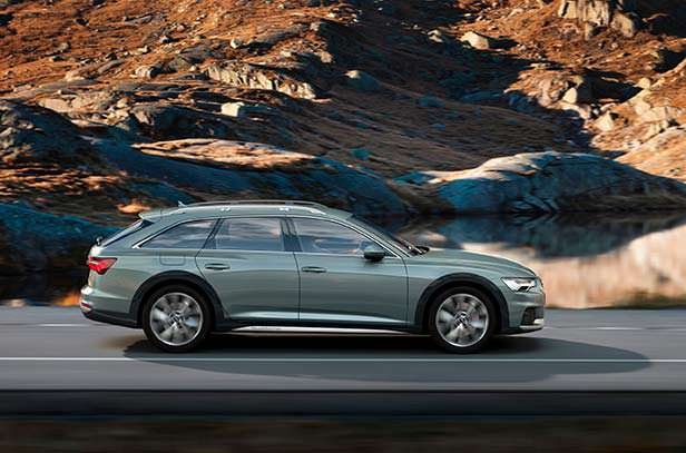Новая Audi A6 allroad 2020 года