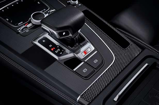 КПП Audi SQ5