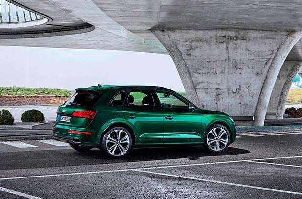 Гибрид Audi SQ5