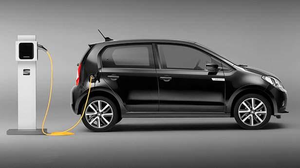 Городской электромобиль SEAT Mii electric