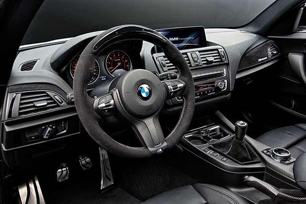 Салон BMW 2 M Performance
