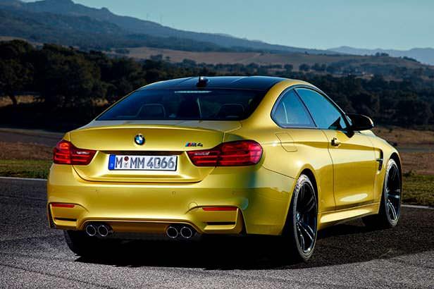Спорт купе BMW M4 F82