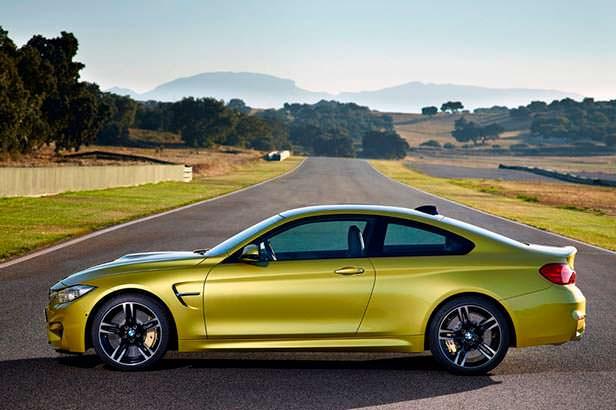 Новая BMW M4 F82