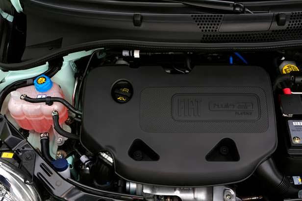 Двигатель TwinAir под капотом Fiat 500