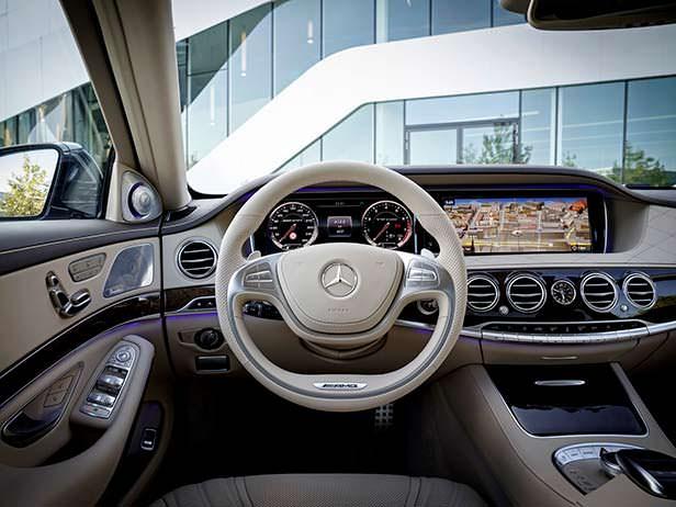 Mercedes-Benz S 65 AMG. Кузов W222