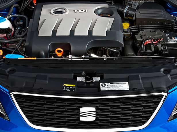 Дизельный двигатель TDI в SEAT Toledo